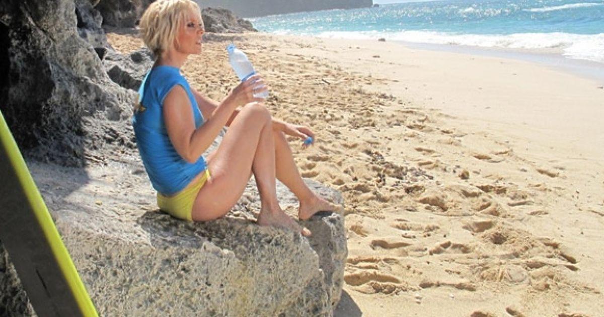 Кар'єру Валерія встигає поєднувати з вихованням дітей та відпочинком @ LifeShowbiz