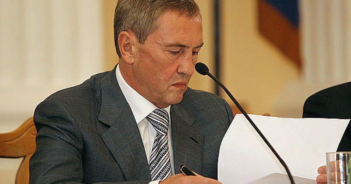 Леонід Черновецький @ kmv.gov.ua