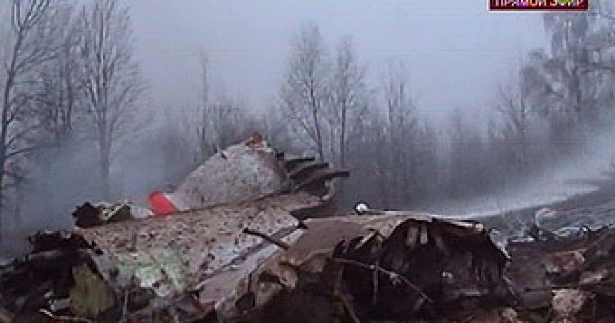 В авіакатастрофі під Смоленьском загинули президент Польщі Лех Качинський і вище керівництво Польщі.