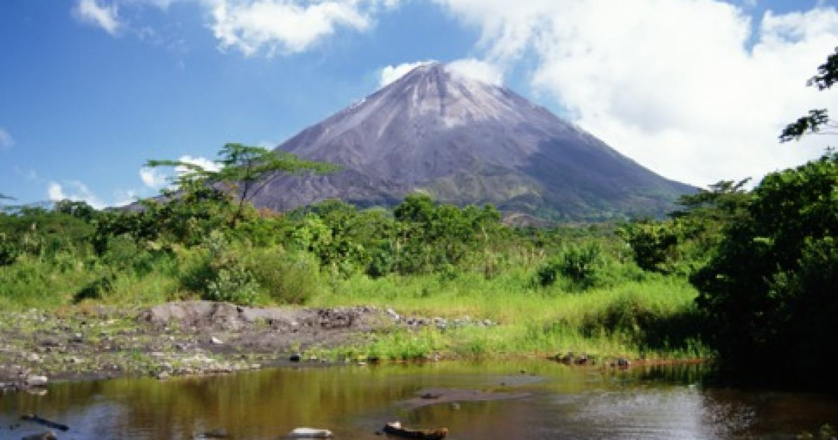 Вулкани Коста-Ріки @ Forbes