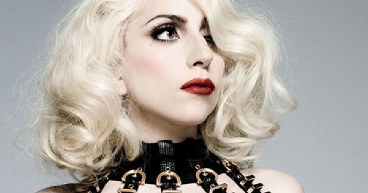 Lady GaGa @ cosmopolitan.com