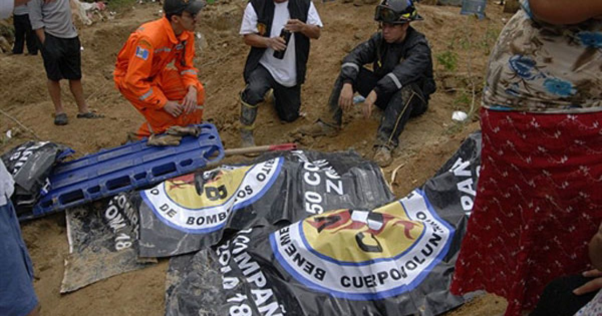 Жертвами стихійного циклону, який сформувався у Тихому океані 29 травня, вже стали більше 90 осіб. @ AFP