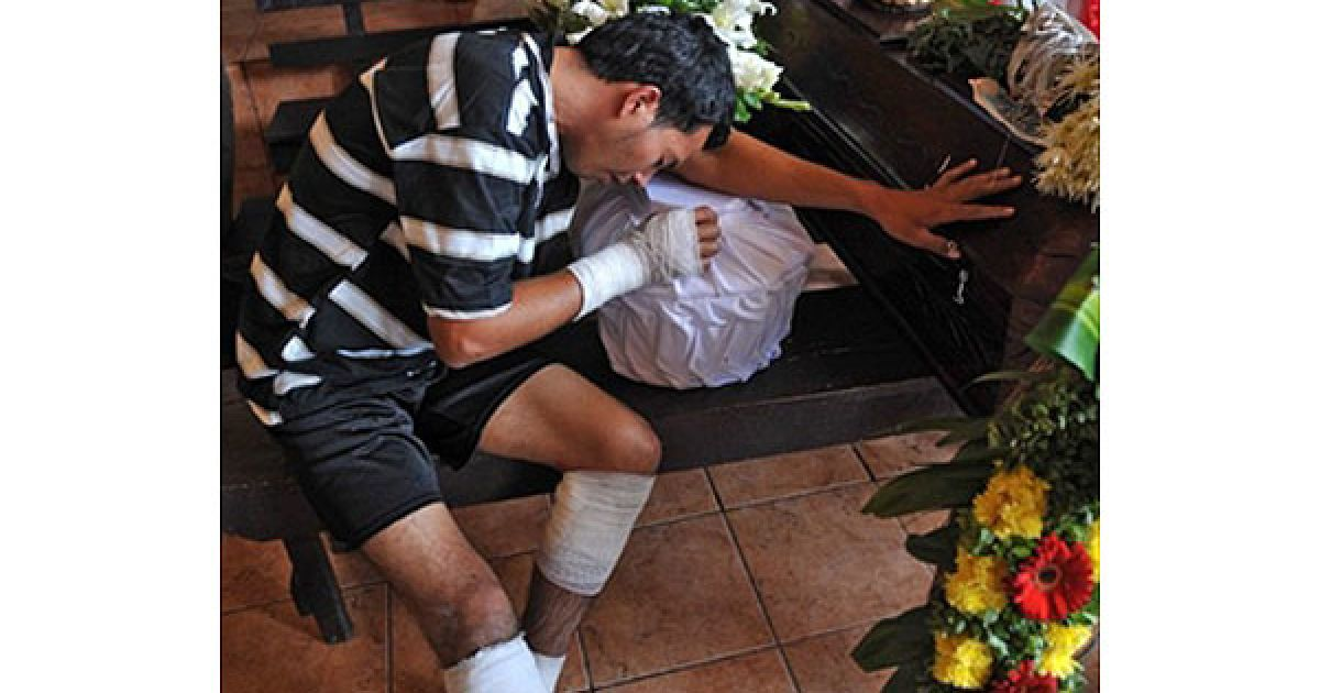 """Шторм """"Агата"""" привів до загибелі 90 осіб в Гватемалі, Сальвадорі і Гондурасі. @ AFP"""