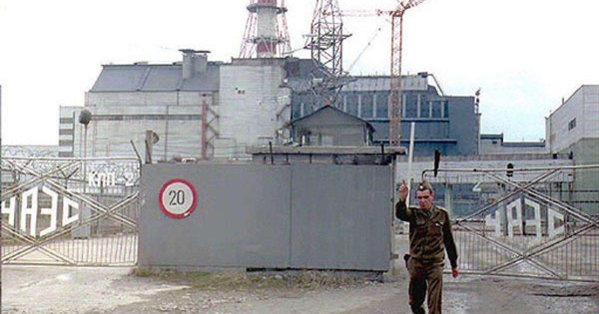 За різними даними, до чорнобильської зони повернулись більше тисячі людей (зі 100 тисяч евакуйованих). @ AFP