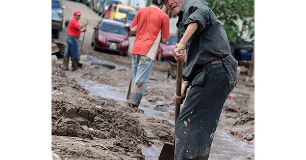 У Гондурасі загинули вісім людей. @ AFP