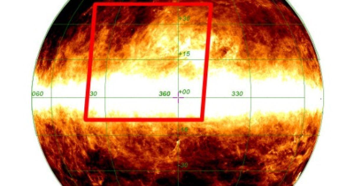 """Пилові """"хмари"""" віддалені від Сонця на відстань близько 500 світлових років @ ESA"""