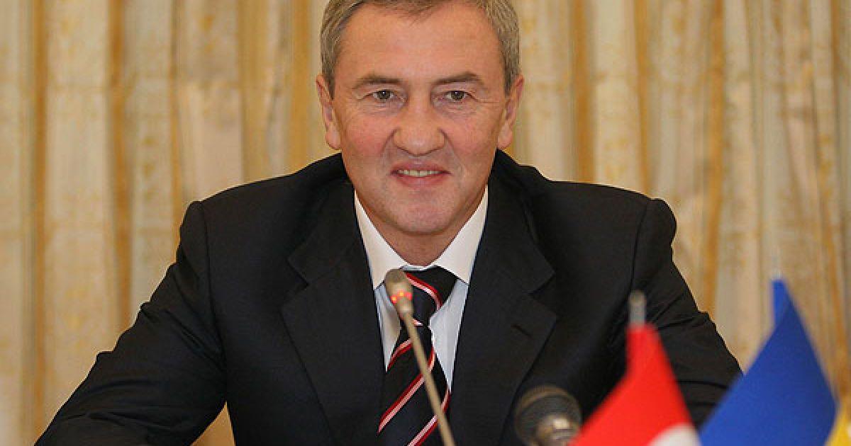 Леонід Черновецький @ КМДА