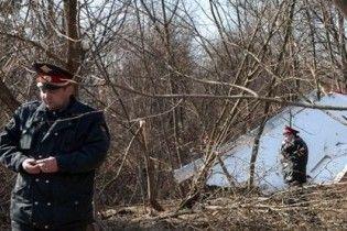 Москва передала Варшаві відеозапис катастрофи літака Качинського