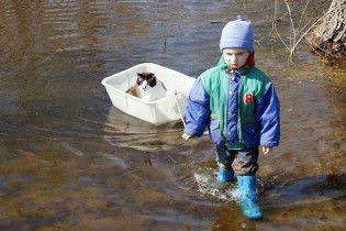 30 мільйонам українців загрожує потоп