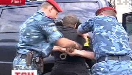 """Злоумышленники хотели ограбить работника """"Беркута"""""""