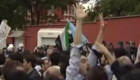 В мире началась волна антиизраильских митингов