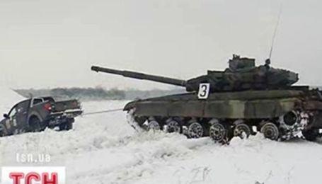 Танкові перегони