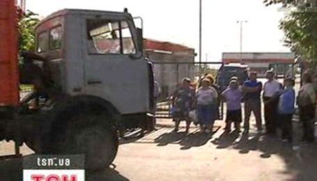 Киев может утонуть в мусоре