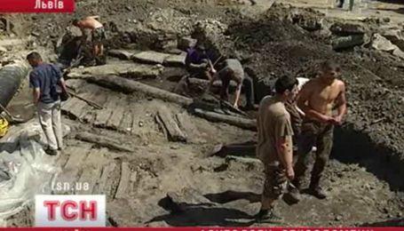 Львовские археологи-рекордсмены