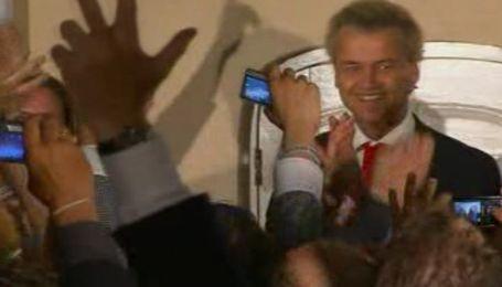 Нидерландские националисты обогнали на выборах правящую партию