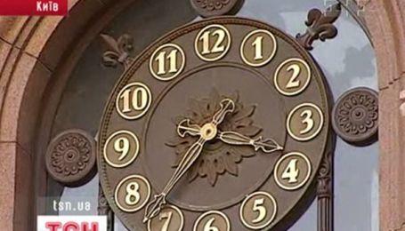 Годину сну вкраде щорічна зміна часу