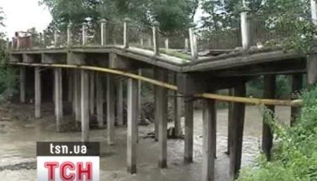 На Тернопольщине из-за подъема воды отселяют людей
