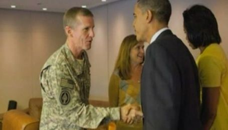 Командувач військ НАТО подав у відставку
