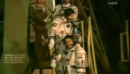 Стартовал сотый космический корабль