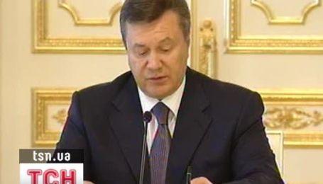 Янукович приказал подготовить безвизовый режим с ЕС к осени