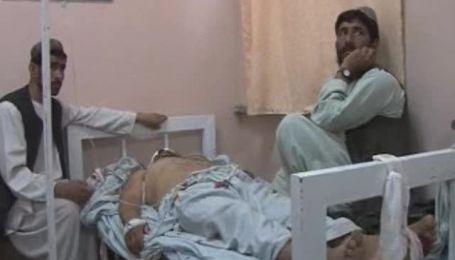 На свадьбе в Афганистане погибли 39 человек