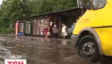 Потоп в Києві