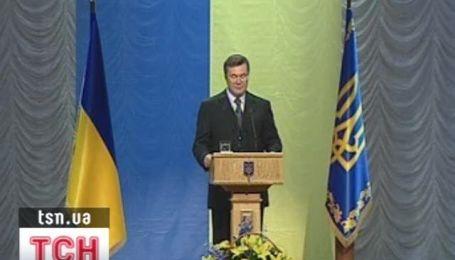 Янукович определил, кто будет платить больше налогов