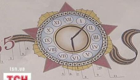 На майдані незалежності виростять квітковий годинник
