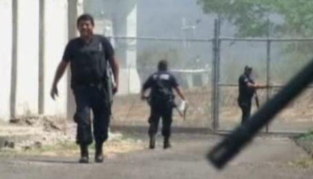В мексиканской тюрьме убиты 28 заключенных