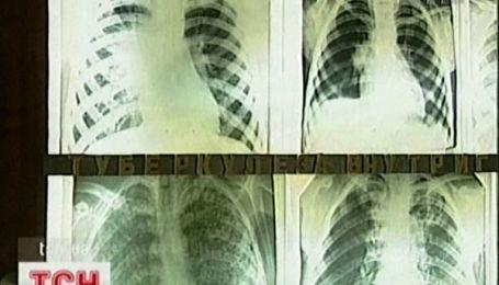 Протистояти туберкульозу Україні допоможуть з-за кордону