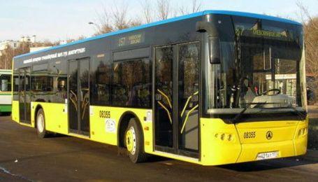 Автобуси обладнають GPS