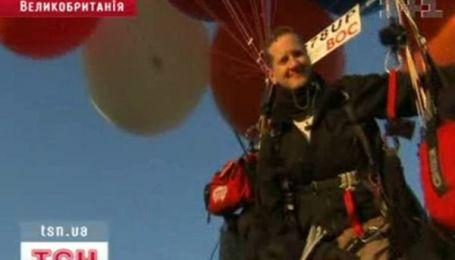 Через Ла-Манш на воздушных шариках