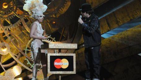 Lady Gaga стала тріумфатором премії Brit Awards