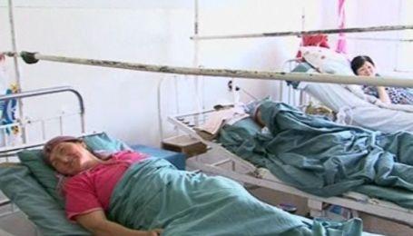 Кровавые межэтнические столкновения между киргизами и узбеками