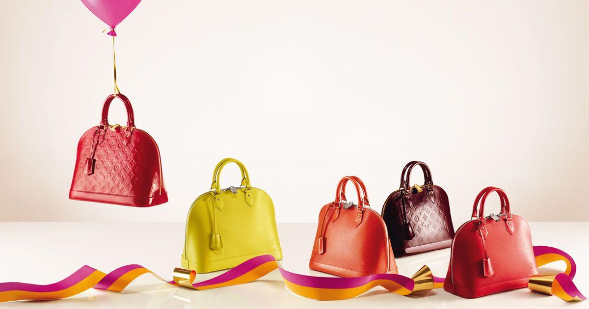 Картинки ярких сумок