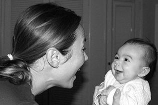 Стейси Киблер показала первое фото своей новорожденной дочери