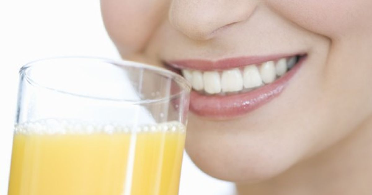 За здоровые зубы надо бороться