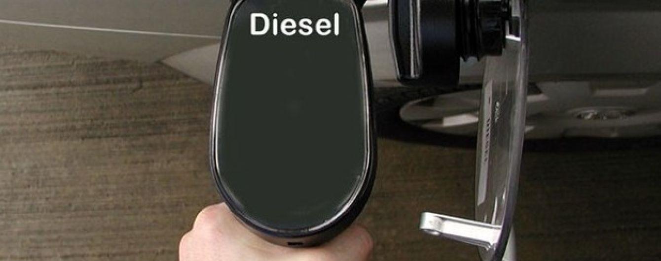 Українці скуповують дизельні автомобілі