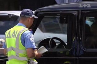 ГАИ планирует увеличение ряда штрафов