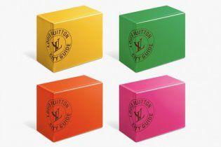 Книги путешествий: путеводители Louis Vuitton