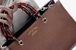 Сумки Gucci: стильная круизная коллекция