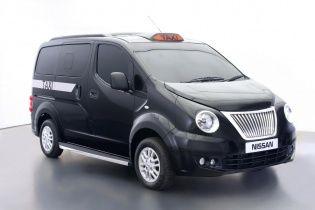 Nissan представила серийную спецверсию лондонского кэба