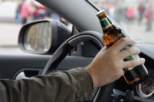 В Украине ужесточили ответственность за пьяное вождение