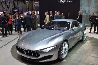 Maserati готовится к выпуску электрического гиперкара