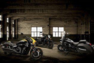 В США резко выросли продажи мотоциклов Suzuki