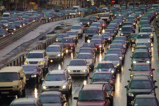 Патрульные получат право штрафовать владельцев автомобилей на еврономерах