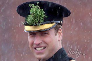 Именинник принц Уильям в юности увлекался Памелой Андерсон и Эммой Бантон