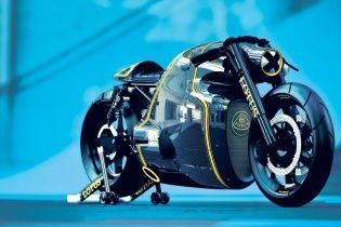 Lotus Motorcycles готовится представить первый супербайк