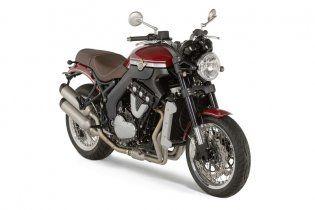Немцы анонсировали запуск мотоцикла Horex VR6 Classic