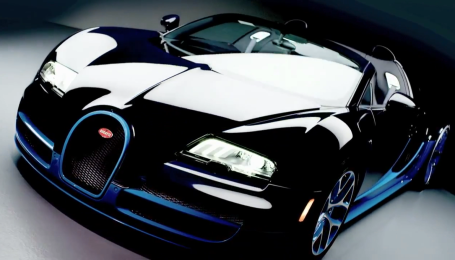 "Программа ""Тачки"" познакомилась с легендарным Bugatti Veyron"